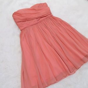 J. Crew 6 Silk Party Dress